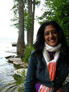 Zahra Haji, the Yoga G.