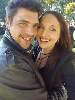 Rebecca & J.