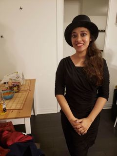 Zinnia Abbas B.