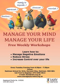 Manage Your Mind -Free W.