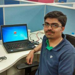 Madhusudhan G R.