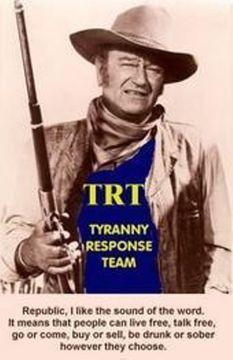 Tyranny Response Team A.