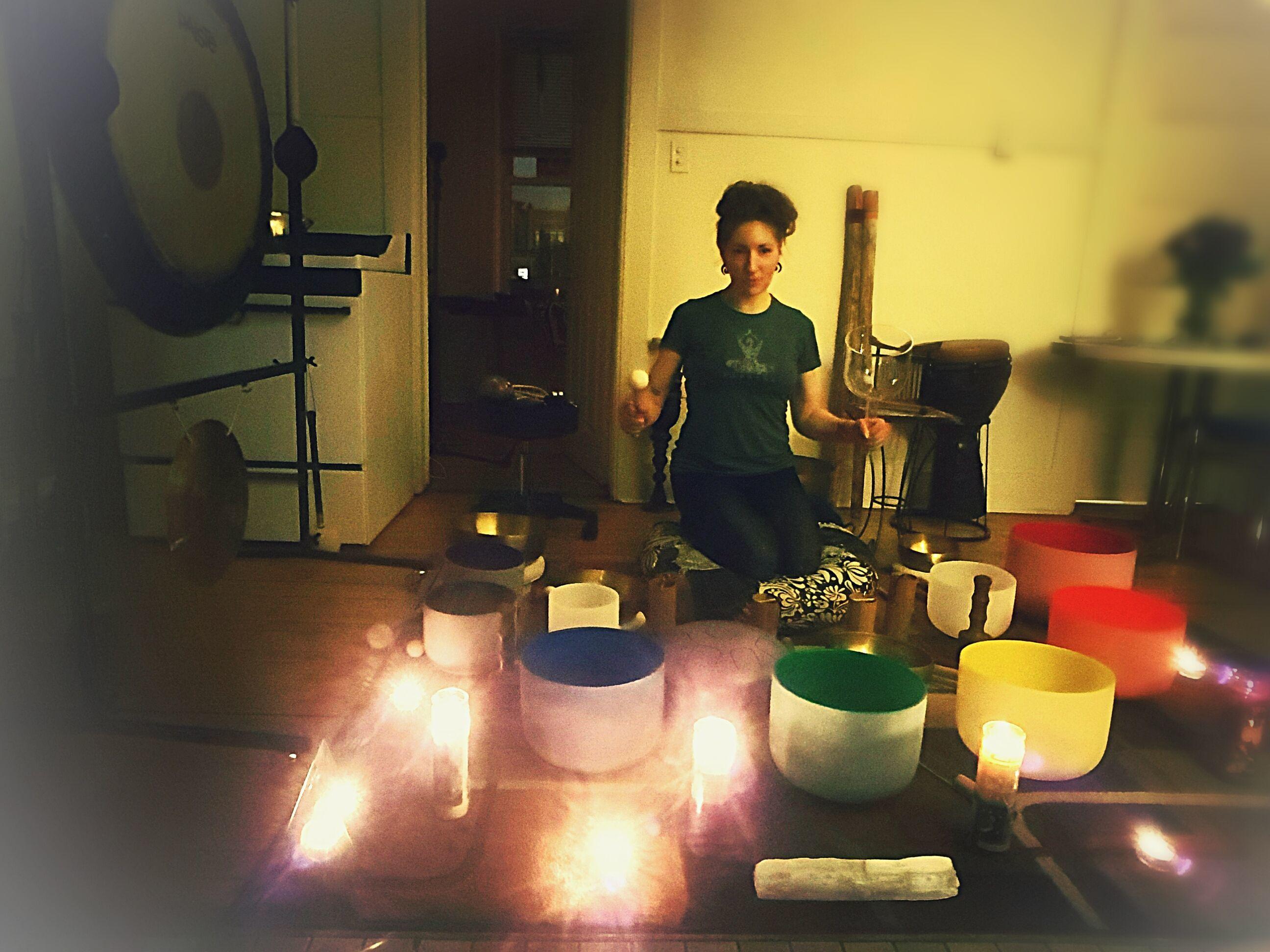 Rebecca-JANE J  - Vibrational Sound Healing-Therapy (VST