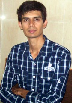 Arjun S B.