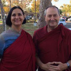 Lama Christopher & Lama D.