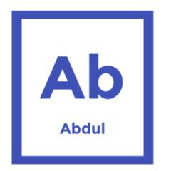 Abdul M. D.