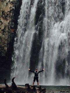 """Gary """"The Waterfall G."""