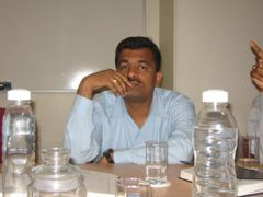 Rajasekhar Reddy A.