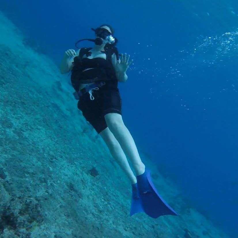 Kimberly T Diving Rebels Scuba Club Of Arlington Tx Arlington