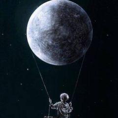 Moon B.