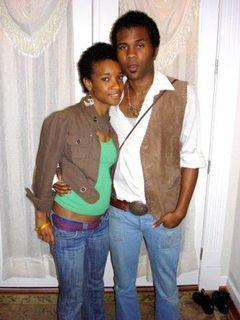 Nakia and Simon B.