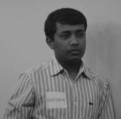 Satisha K V.
