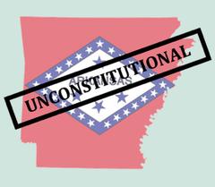 Unconstitutional Arkansas