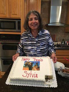 Sylvia M.