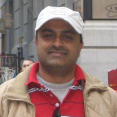 Sunil G N.