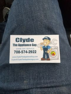Clyde the Appliance g.