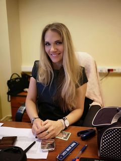 Irina Indigo