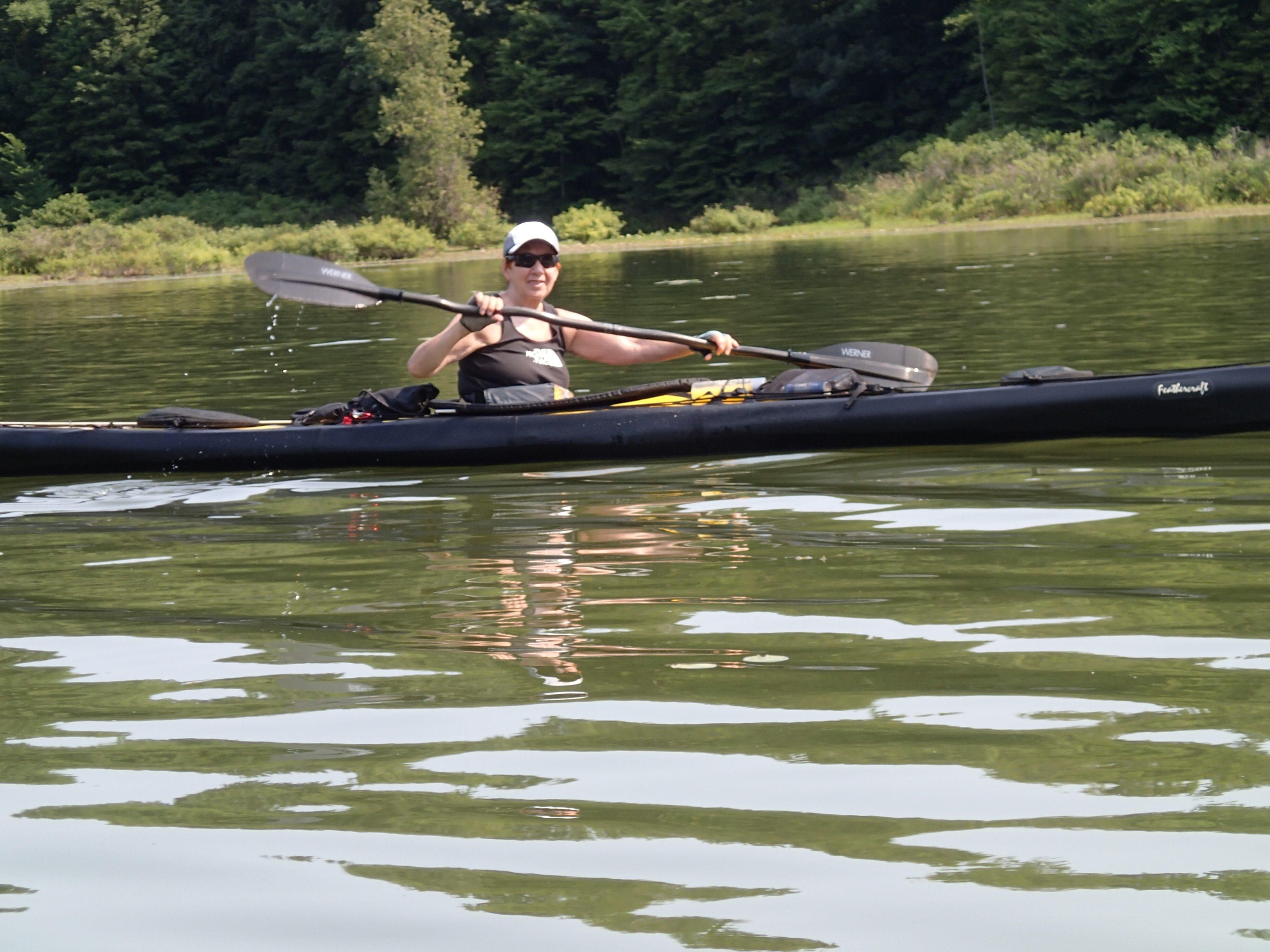 Heike R  - Ohio Kayak Adventures (OKA) (Akron, OH) | Meetup
