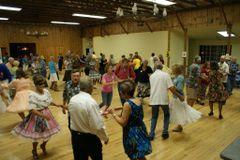 Whirlaways Square Dance C.