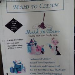 Maid to C.