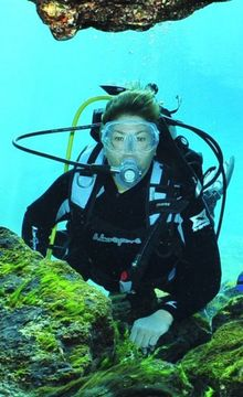 Scuba Diver B.