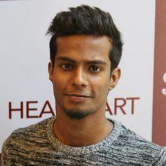 Aravindh K.