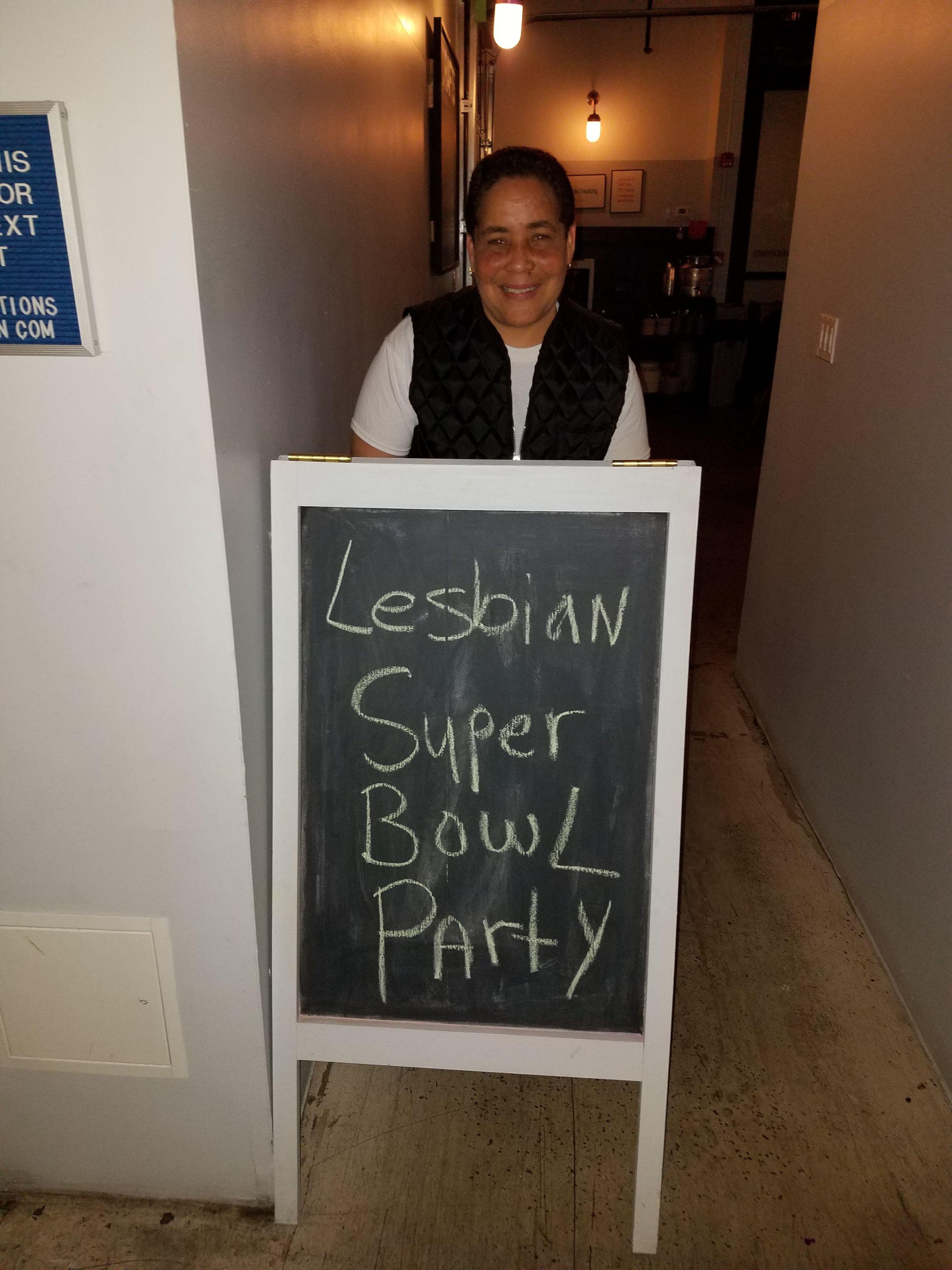 Idea Black lesbian single