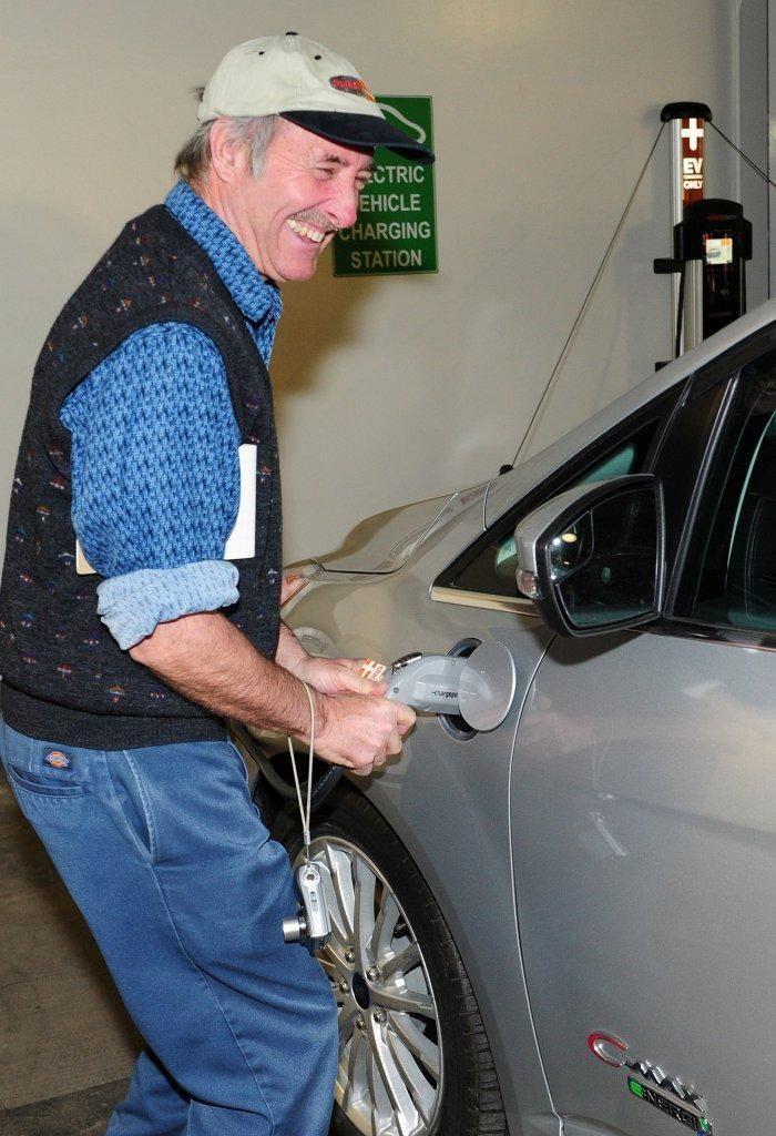 Las Vegas Electric Vehicle Ociation