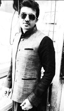 VISHAL J M.