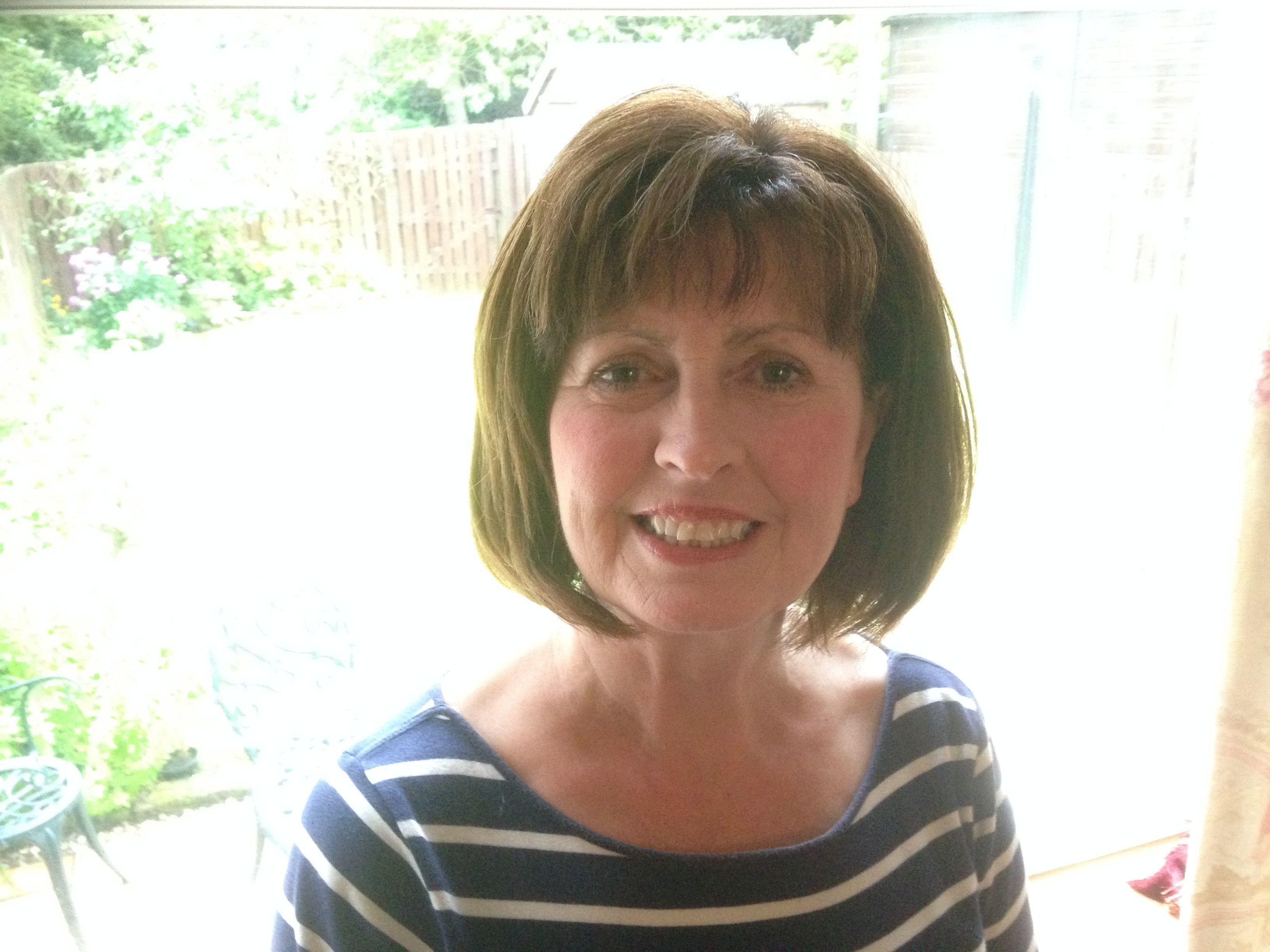 Maureen - Glasgow IVC Activity and Social Club (Glasgow