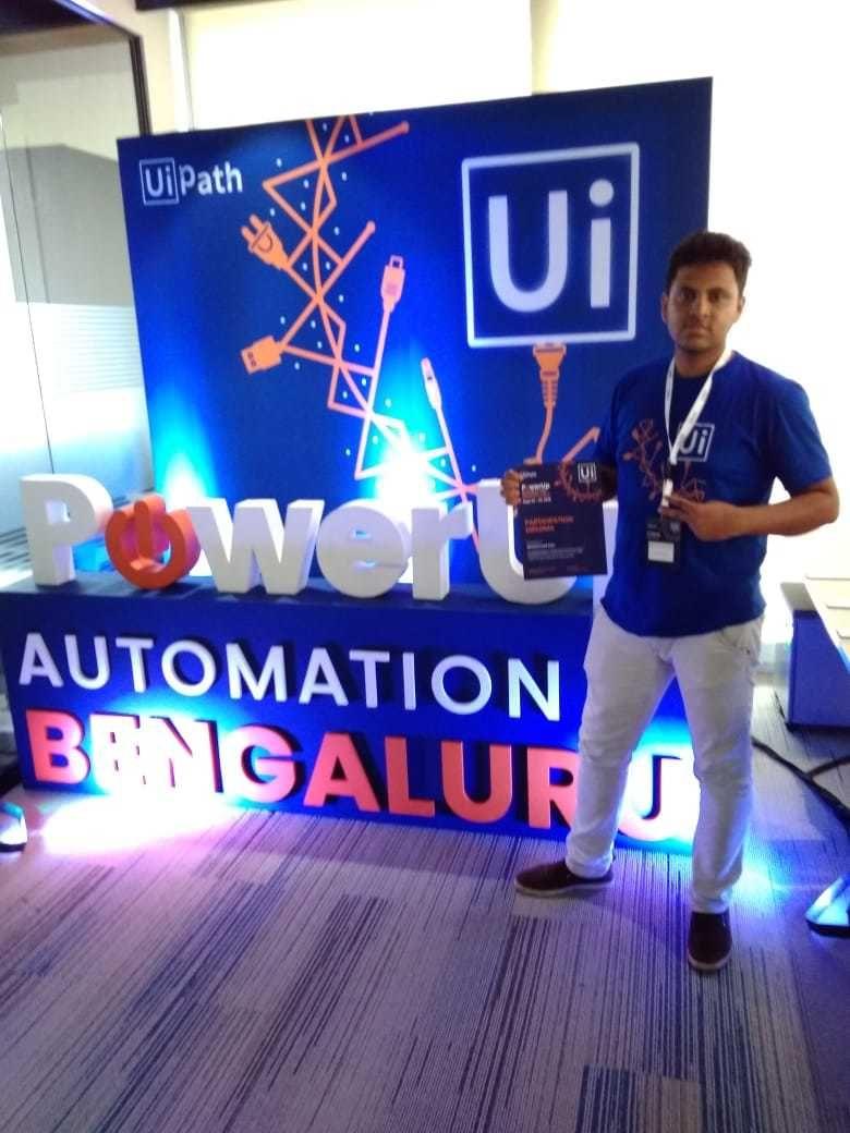 Mohammed Z  - HackerEarth Bangalore (Bangalore) | Meetup