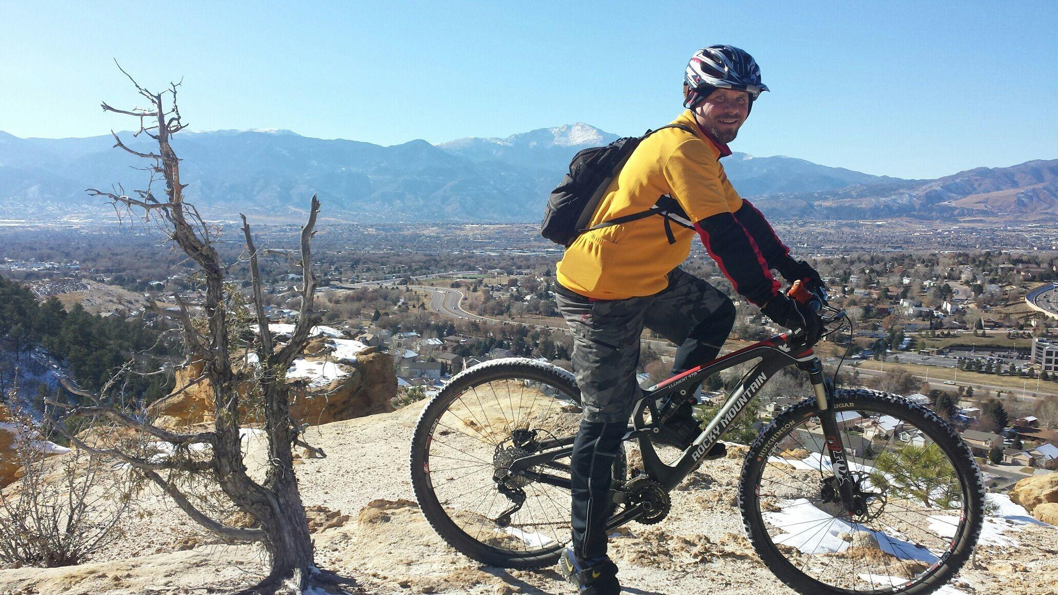 Colorado Springs Mountain Biking Club