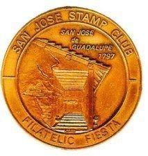 San Jose Stamp C.