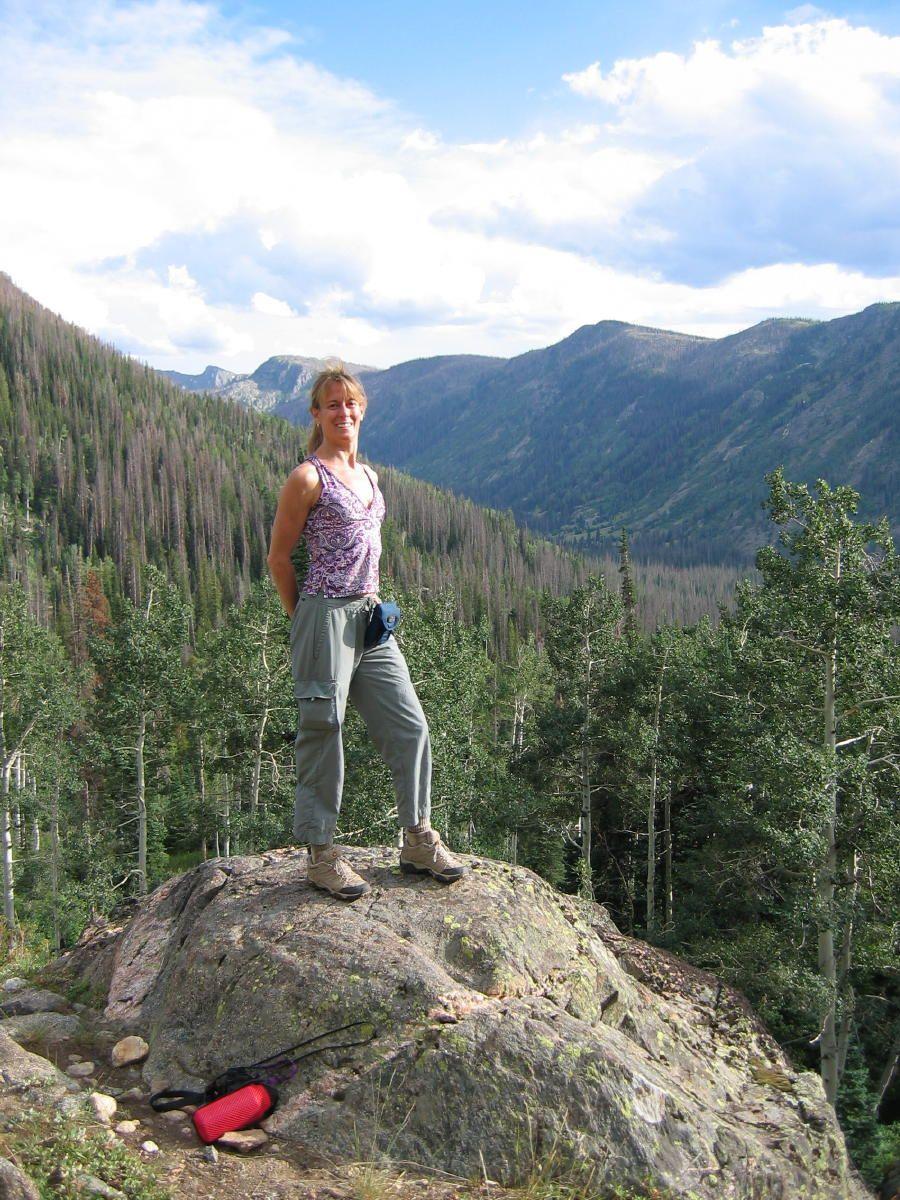 Michele Bay Area Mountaineering Mountain View Ca Meetup