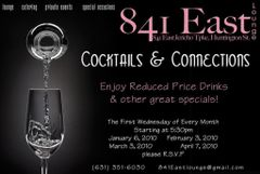 841EAST Lounge Networking E.