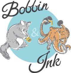 Bobbin and I.