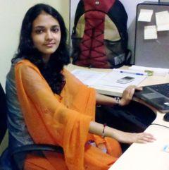 Raveena J.