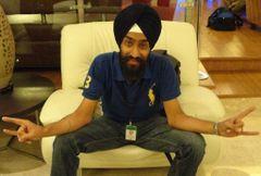 Harveen Singh J.