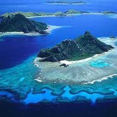 Island A.
