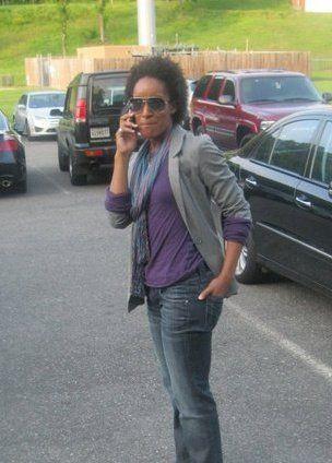 ebony butch lesbian