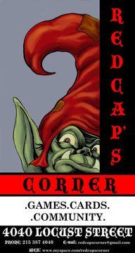 Redcap's C.