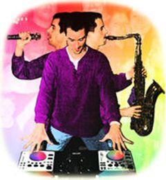 """Steve """"DJ Purple"""" Hays :."""