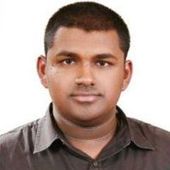 Sreenadh P.