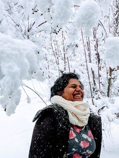 Anusha P.