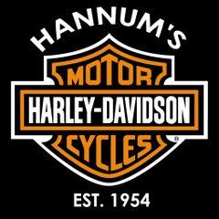 Hannum's Harley D.