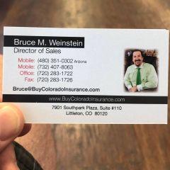 Bruce M. W.
