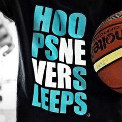 Hoops Never S.