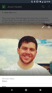 James Gray I.