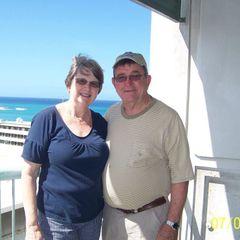 Bill and Linda R.