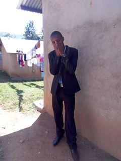 Emmanuel Amanga (The oracle w.